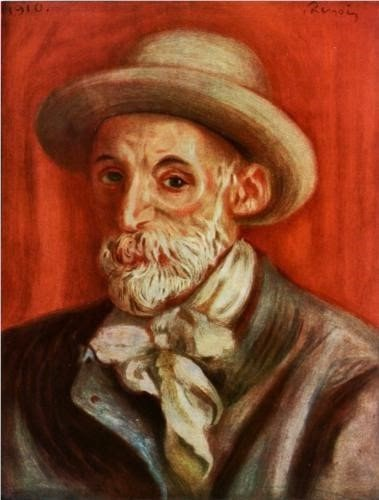 Auguste Renoir - Self-Portrait (1910)